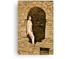 Archway to heaven Canvas Print