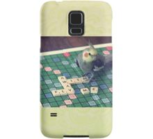 Fly Away With Me Samsung Galaxy Case/Skin