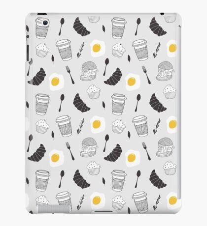 Food pattern iPad Case/Skin