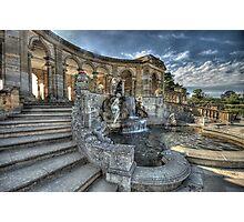 Hever Castle Loggia Photographic Print