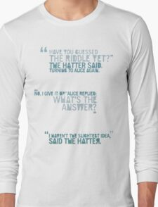 Far Cry 3 - Alice in Wonderland. Long Sleeve T-Shirt