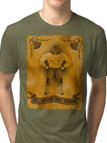 El Hijo De Dios Tri-blend T-Shirt