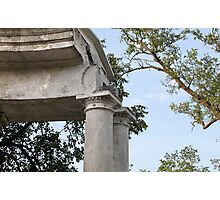 ruins colonnade Photographic Print