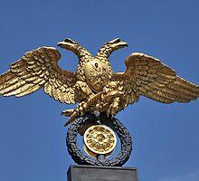 double headed eagle  by mrivserg