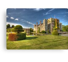 Hever Castle Canvas Print
