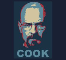 Walter White - COOK by unabating