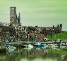 St Andrews Harbour by fraser68