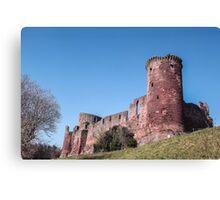 Bothwell Castle Canvas Print