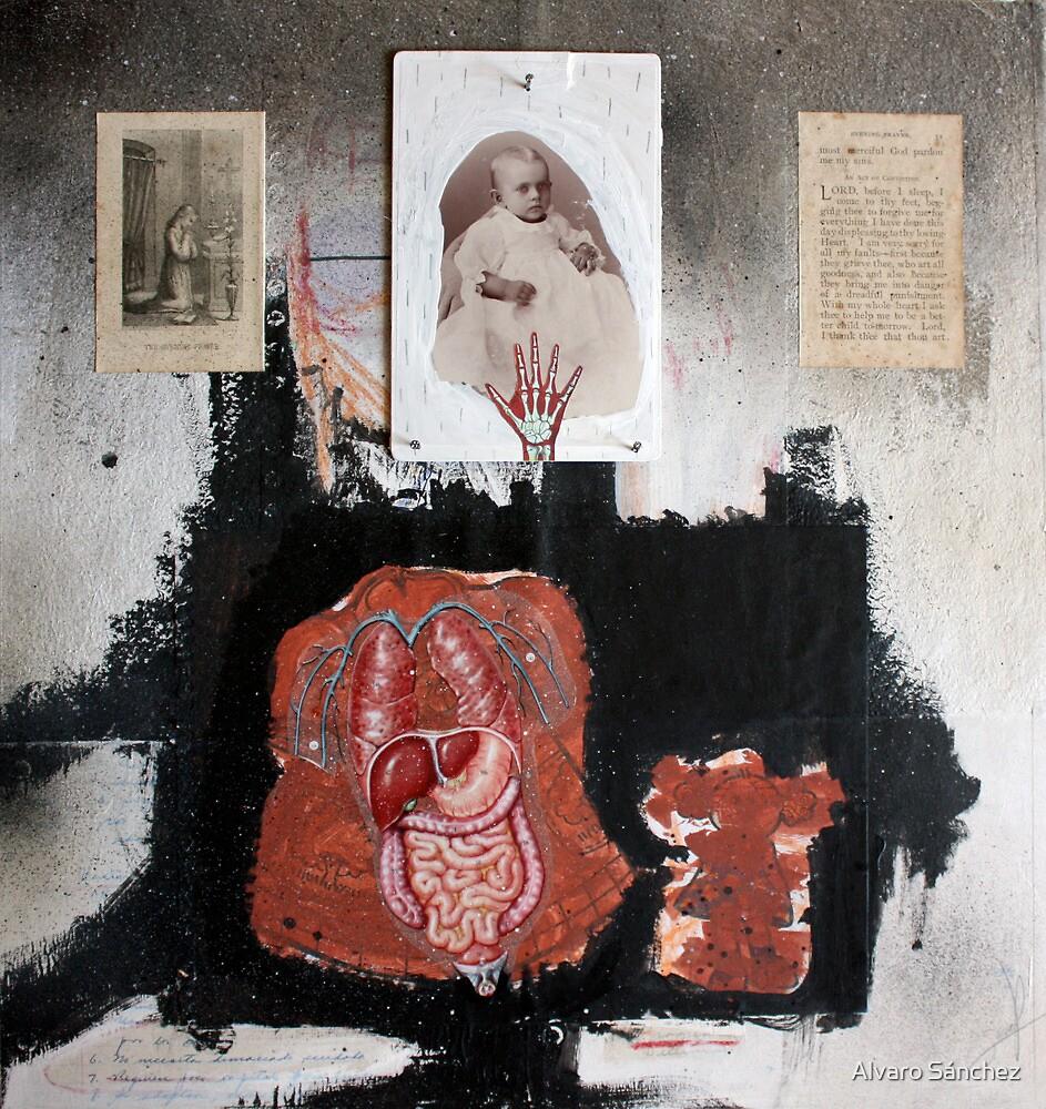 ACTO DE CONTRICION (an act of contrition) by Alvaro Sánchez