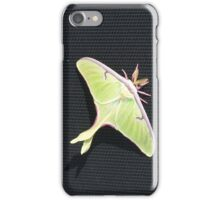 Luna Moth iPhone Case/Skin