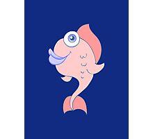 FISHY Photographic Print