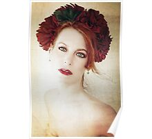 A Diadem of Red Poster