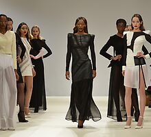 Carlotta Actis Barone's Collection 4 London Fashion Week AW13  by MarcW