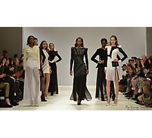 Carlotta Actis Barone's Collection 4 London Fashion Week AW13  Photographic Print