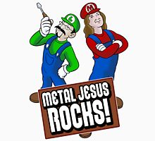 Mario Metal Jesus Unisex T-Shirt