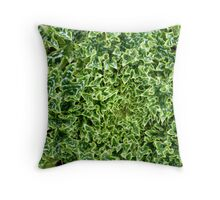 Heart of the Thistle Throw Pillow