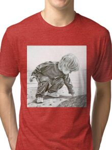 Guess What I've Found Tri-blend T-Shirt