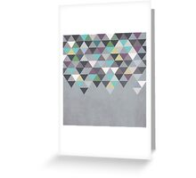Nordic Combination 7 Greeting Card