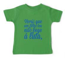 Luta - Azul Baby Tee