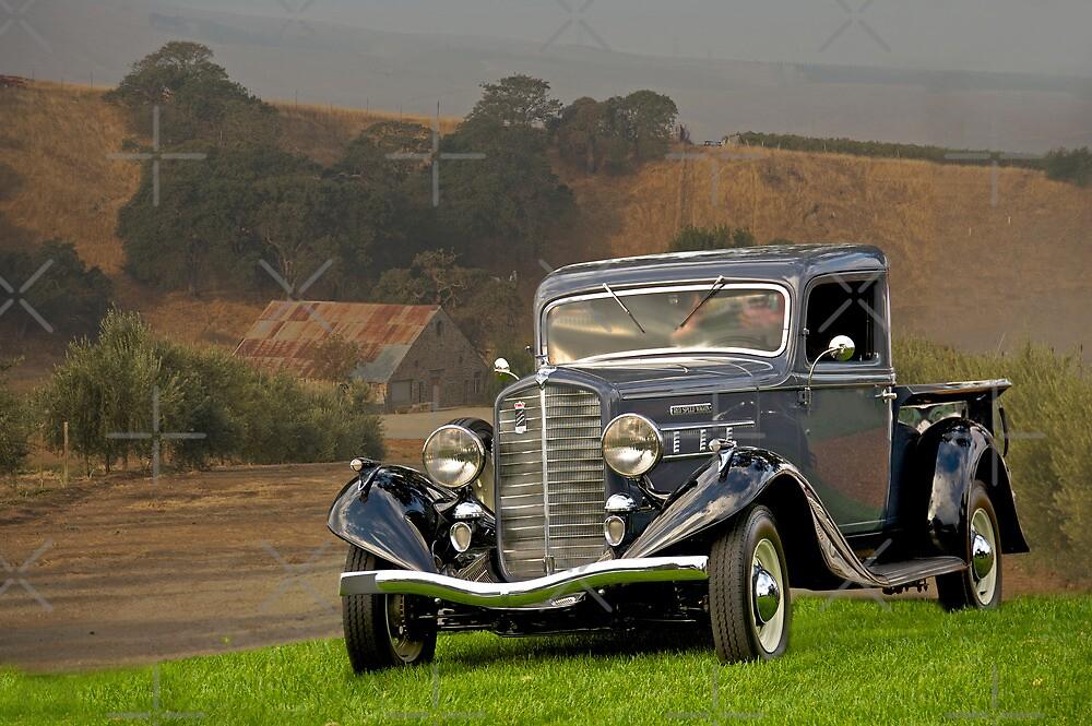1935 REO Speed Wagon by DaveKoontz