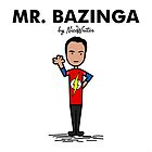 Mr Bazinga by NicoWriter