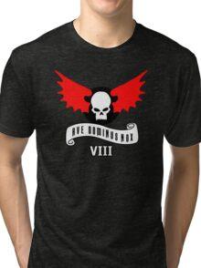 AVE DOMINUS NOX - VIII Tri-blend T-Shirt