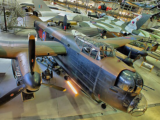 Airspace Duxford IWM - HDR by Colin  Williams Photography