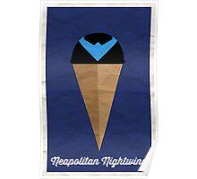 Neapolitan Nightwing Poster