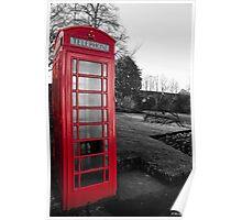 Phone Box Poster