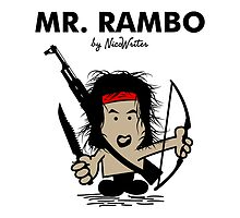 Mr Rambo by NicoWriter