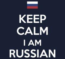 Keep Calm I'M Russian by aizo