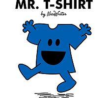 Mr T-Shirt by NicoWriter