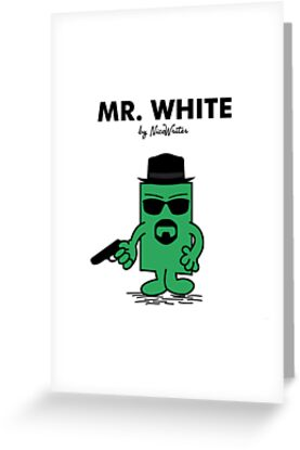 Mr White by NicoWriter