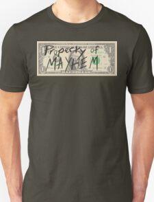 Property Of Mayhem T-Shirt