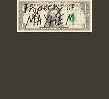 Property Of Mayhem Unisex T-Shirt
