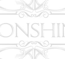 Moonshiner Sticker