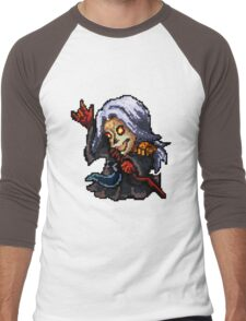 Pixel Pentakill Karthus Men's Baseball ¾ T-Shirt
