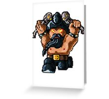 Pixel Pentakill Olaf Greeting Card