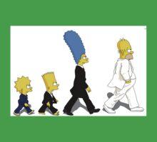Simpson , Fun , Cool , hype  Kids Tee