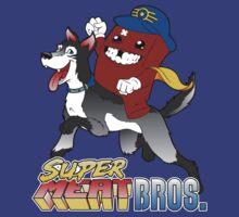 SuperMeatBros. by MaVersiani