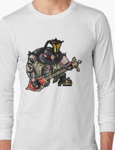 Pixel Pentakill Yorick Long Sleeve T-Shirt