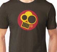 DEK Logo (knockout) Unisex T-Shirt