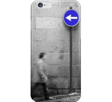 Signal case iPhone Case/Skin