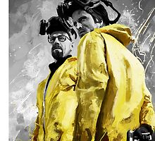 breaking bad by DonMazzi