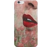 Kiss case iPhone Case/Skin