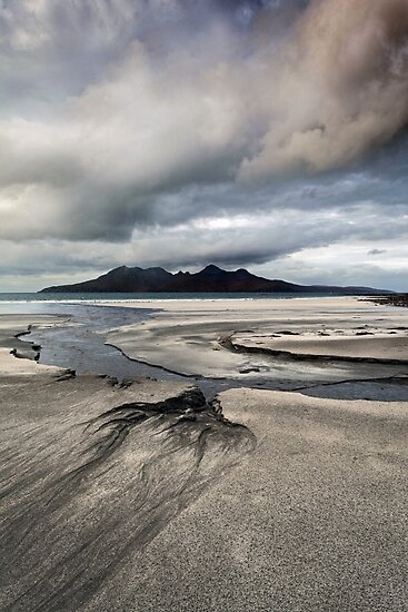 Rum from the Bay of Laig by damophoto