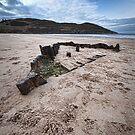 SS John Randolph, Torrisdale Bay by Chris Cardwell