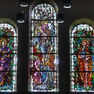 stained glass windows (Great detail, view large) by Nicole W.