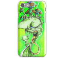 Magic Mushroom iPhone case iPhone Case/Skin