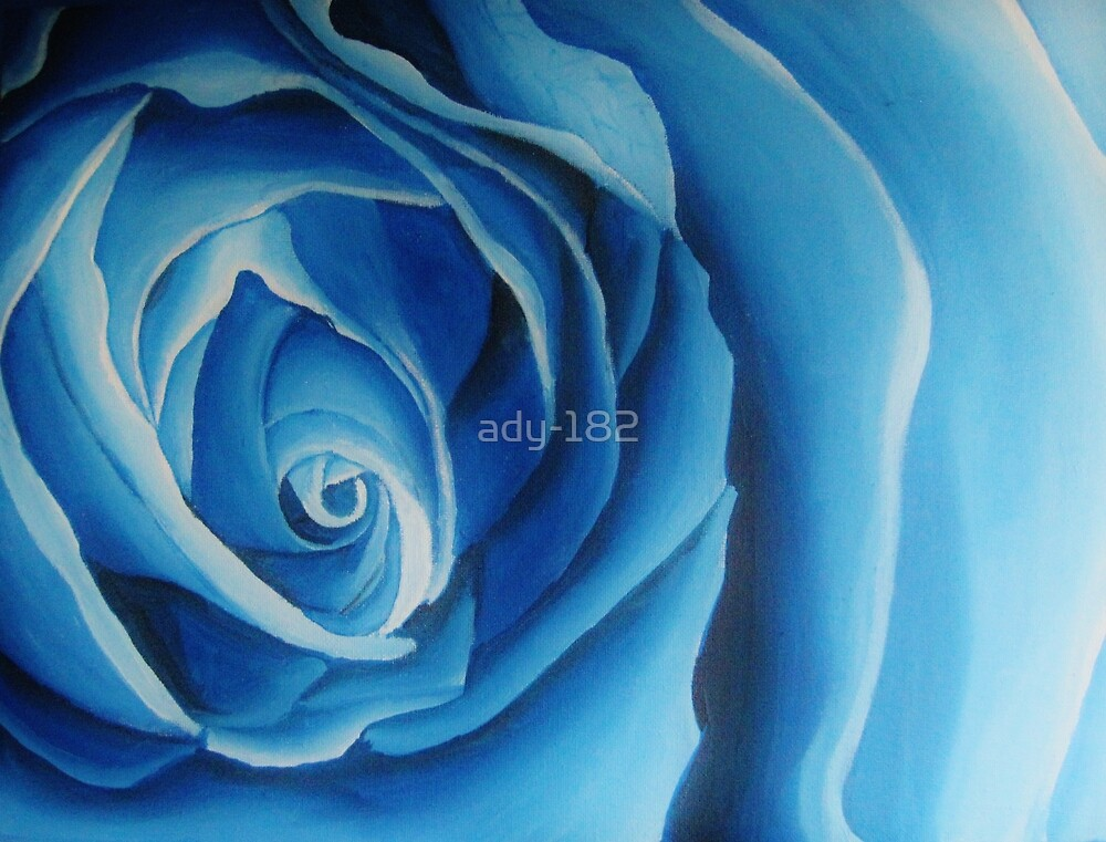 Blue Rose by ady-182
